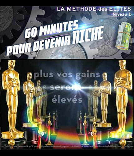 60 mn pour devenir riche le secret des elites n1